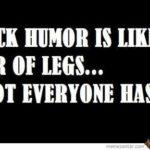 O crnom humoru