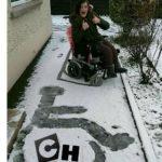 Anđeo u snegu